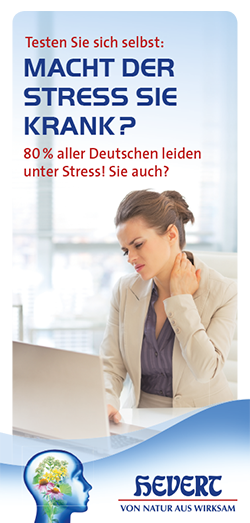 Selbsttest Stress
